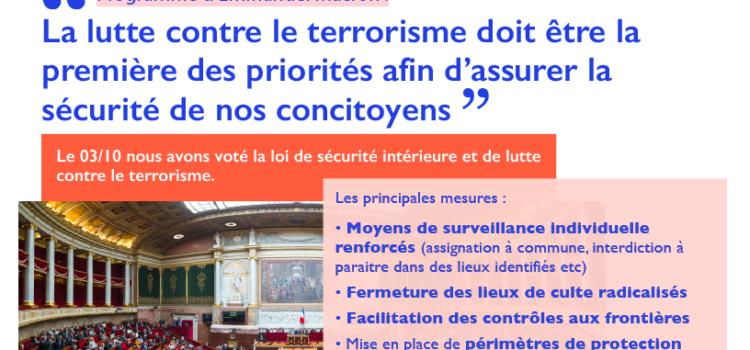 Loi de lutte contre le terrorisme