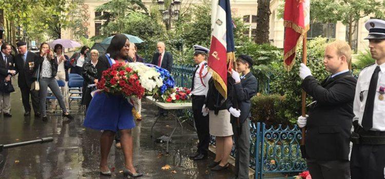 Commémorations – 73ème anniversaire de la libération de Paris