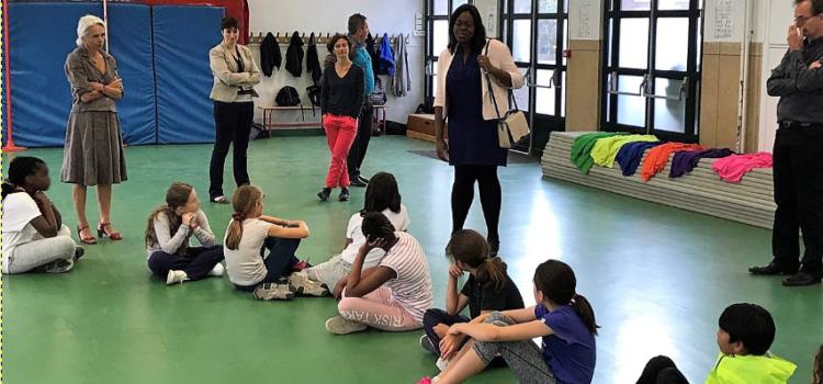 Rencontre avec les élèves de la cité scolaire Hélène Boucher