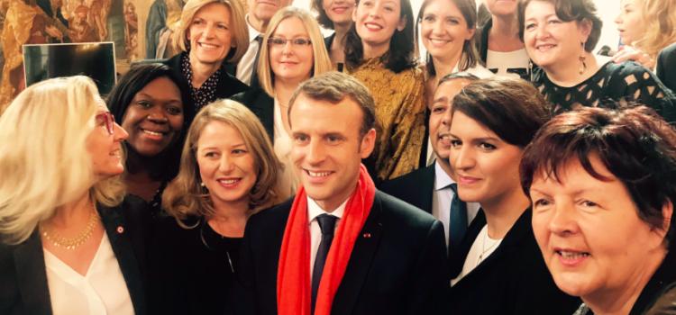 Discours du Président de la République lors du lancement du chantier quinquennal de l'égalité femme/homme