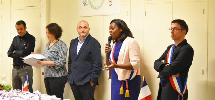 Remise des diplômes du Brevet aux élèves du Lycée Général Paul Valéry