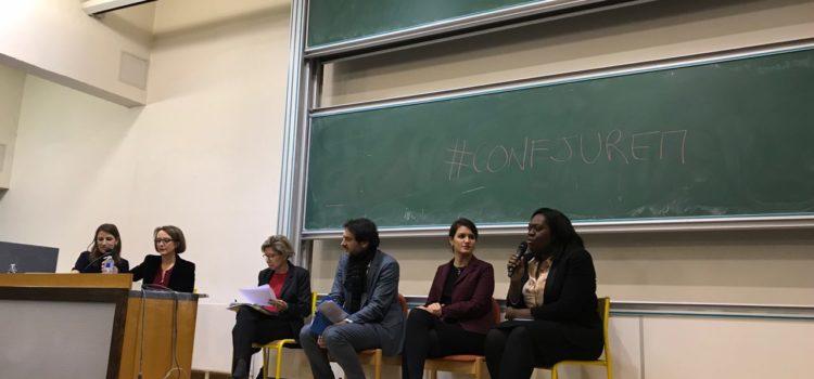 Débat : Violences sexuelles et sexistes, quelles réponses juridiques?