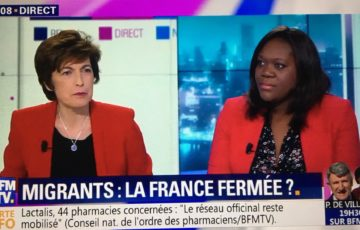 Interview de Laetitia Avia – 19h Ruth Elkrief, BFMTV – 11/01/18