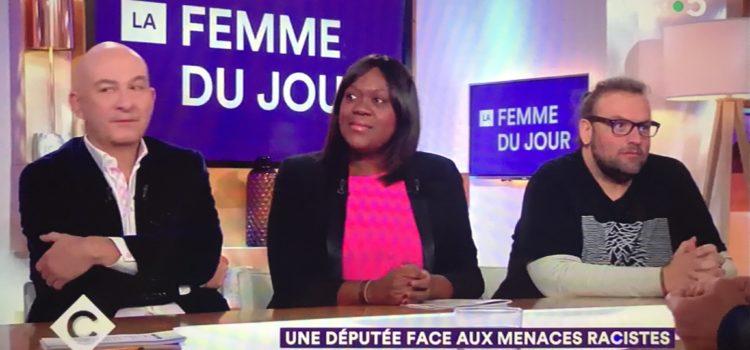 Interview de Laetitia Avia – France 5 – 28/02/18