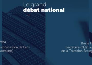 Grand Débat – Transition Écologique & Démocratie et Citoyenneté