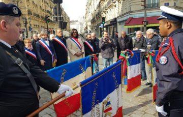 Commémoration à l'occasion du 57ème anniversaire du cessez-le-feu en Algérie