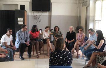 Auprès des équipes du Samu Social de Paris pour le plan national canicule