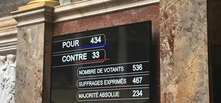 La PPLCyberhaine a été votée à l'Assemblée nationale !