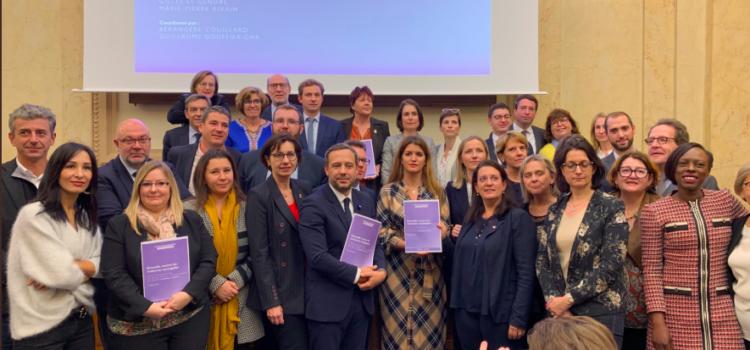 Grenelles régionaux des violences conjugales : Remise de nos propositions à Marlène Schiappa !