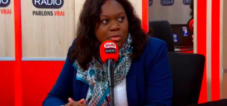 "🎙️ Sud Radio :  Laetitia Avia : "" Les mesures concerneront tant les femmes victimes, que les auteurs de violences, que les enfants"""