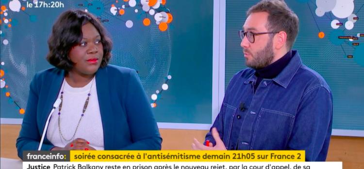 📺 France info – le 17h / 20h