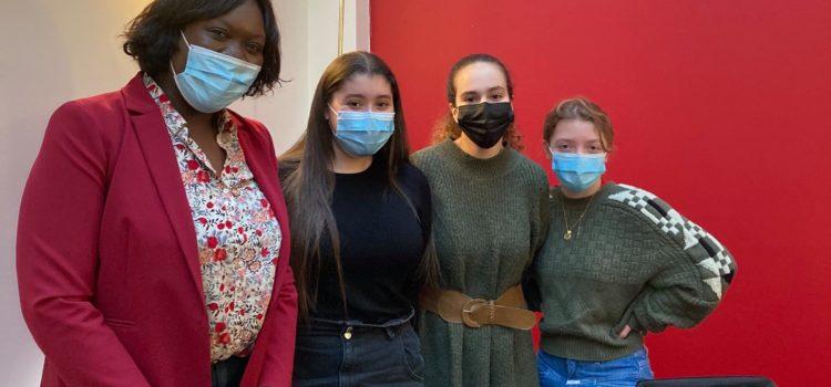 Journée des droits des femmes – Rencontre avec des étudiants