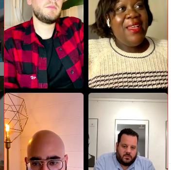 Live haine en Ligne avec Jeremstar, Rémy Dandan et Marc Sztulman