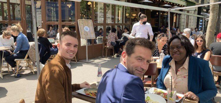 A la rencontre des commerçants du quartier Daumesnil