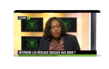 """""""Faut il interdire les réseaux sociaux aux ados"""" – Interview B.smart"""