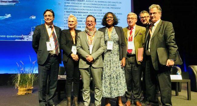 Secret professionnel : la députée Laetitia Avia rassure les avocats au congrès de l'ACE